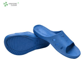 China Unisex Gender Clean Room Accessories , Multi Color Clean Room Slippers factory
