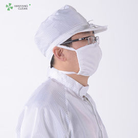 China Cleanroom Surgical Reusable Anti Static Mask For Electric Industry Electron factory