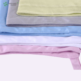 China 4 Layers Microfiber Anti Static Cleaning Wipes , Soft Lint Free Cloth For Cleaning factory