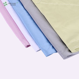 China Professional Clean Room Wipes , Lint Free Microfiber Lens Cleaning Cloth 30cm*40cm factory