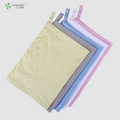 China Super Absorbency Clean Room Wipes , Anti Static Cleaning Cloth Lightweight factory