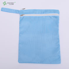 China 3 Layers Blue Autoclavable Cleanroom Bag factory