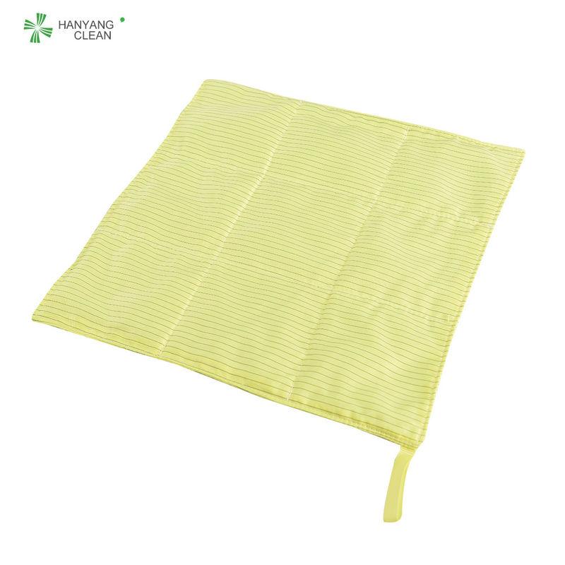Customized Color Anti Static Accessories Clean Room Wipes For Electronic Company
