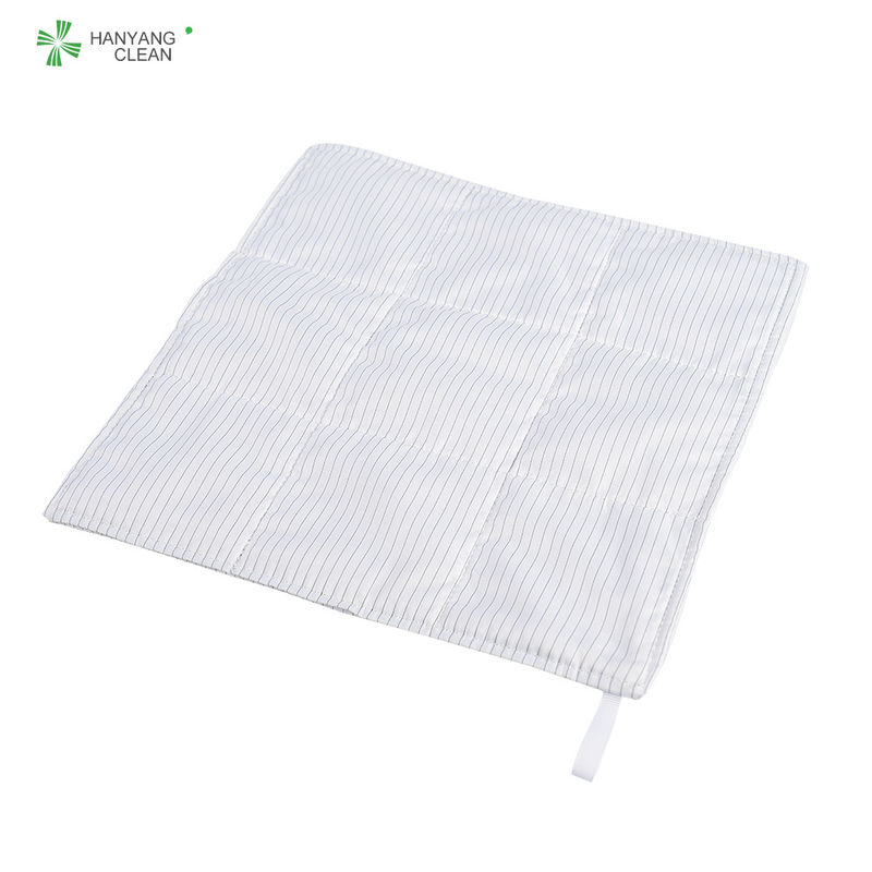 Reusable Anti Static Wipes , Lint Free Wipes Clean Room Accessories supplier